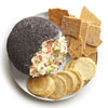 White Cheddar-Poppy Seed Cheese Ball