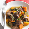 Sugar-Spiced Pork with Squash & Potatoes