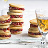 Fruit and Cheese Cocktail Cookies