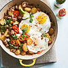 Pork and Hot Pepper Hash
