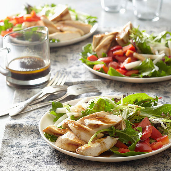 Chicken Dishes Under 200 Calories: Healthy Salad Recipes