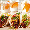 Mega Beef Tacos with Soft & Crunchy Shells