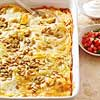 Pumpkin-Tortilla Casserole with Chicken