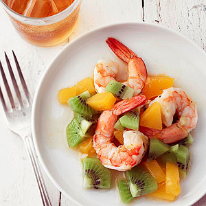 Tropical Shrimp Cocktail