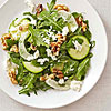 Fennel Salad with Arugula, Dill, and Walnuts