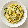 Quinoa Salad with Squash & Mint