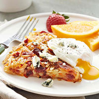 Red Flannel Hash Browns