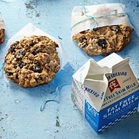 Oatmeal Cookies and Bars