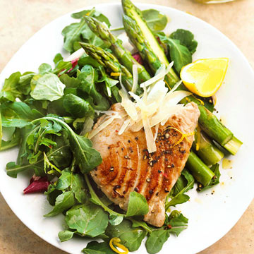 Think Fresh! Light Dinner Recipes
