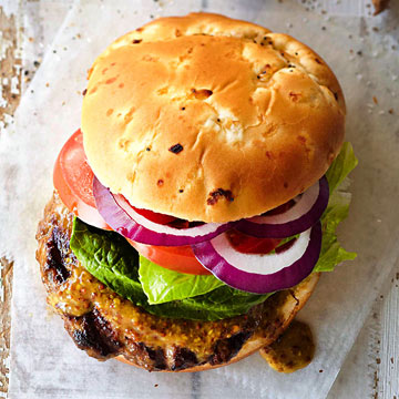 Make Your Best-Ever Burger!