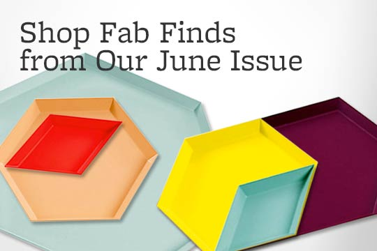 June Issue Shopping