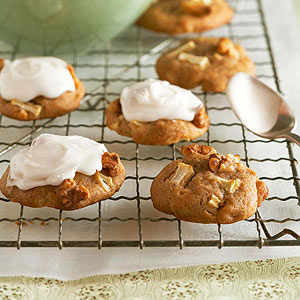 Spiced Apple Drops