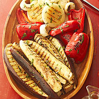 Grilled Vegetable Sides