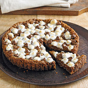 Chocolate Revel S'mores Tart
