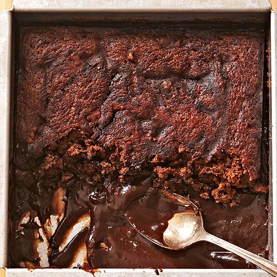 Pudding Cake - Better homes and gardens brownie recipe