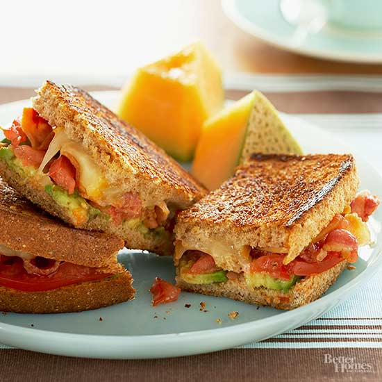 5 Game-Changing Grilled Cheese Sandwiches
