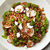 Wheat Berry, Sugar Snap Pea, Radish & Goat Cheese Salad