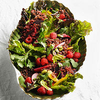 Video: How to Make Red Quinoa Salad