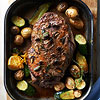 Garlicky Roasted Lamb and Potatoes