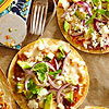 Enchilada Pizzas