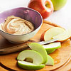 Apples with Maple-Cinnamon Dip