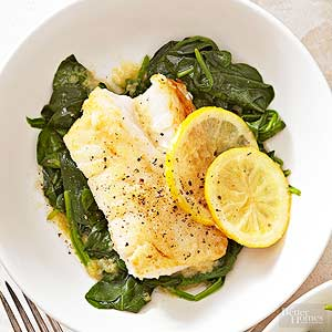 Lemon-Ginger Fish