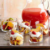 Fruit-Granola Parfaits