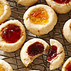 Peanut Butter & Jelly Polvorones