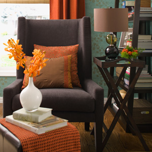Fall Color Faves: Brown & Orange