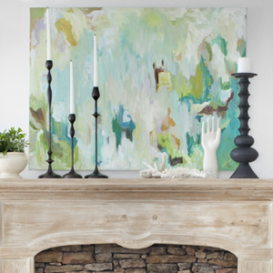 Fab Finds for Your Fireplace