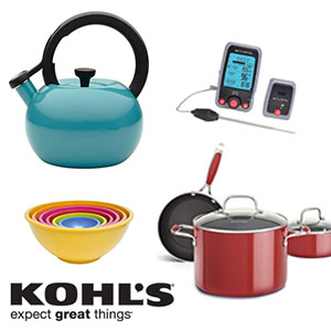 Kohl's Holiday Gift Ideas