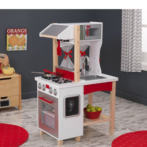 Shop all pretend-play kitchen toys now >>>