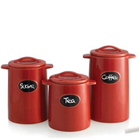 Shop Kitchen Canisters