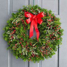 Shop the Handmade Wreath