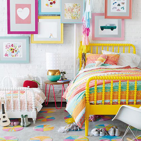 Shop bedroom finds from The Land of Nod now!