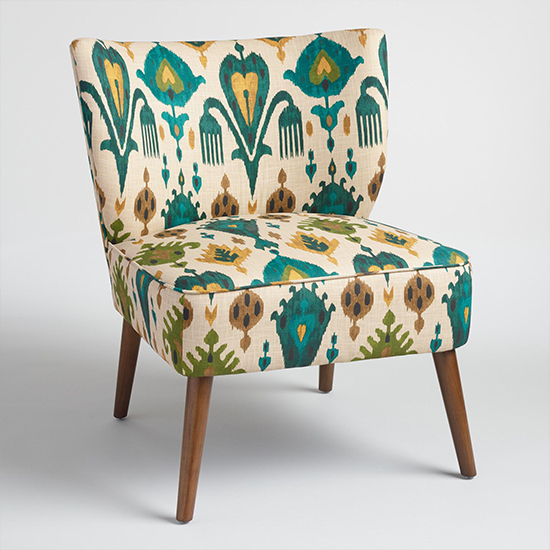 Playful Patterns. Accent Chairs ...