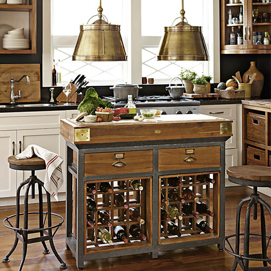 Rustic Meets Romantic with These Tuscan Kitchen Finds