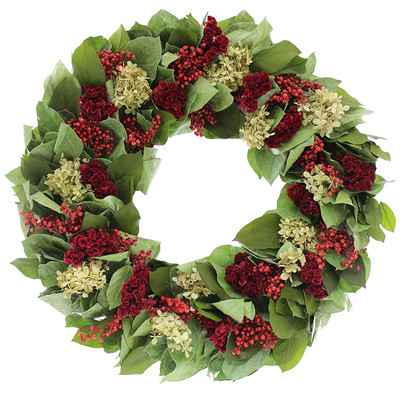 Artificial Wreaths That Look Like the Real Deal