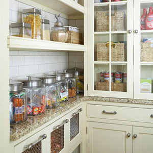 Michael's Fave Glass Storage Canisters