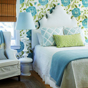 Get the Look: Bold Bedroom Walls