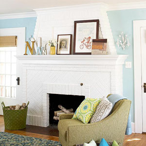 Make Your Mantel a Masterpiece