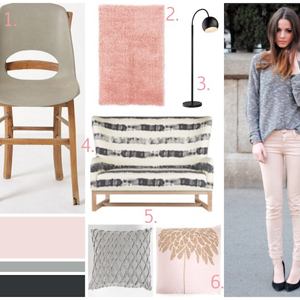 Runway to Color Palette: Perfect Pale Pink