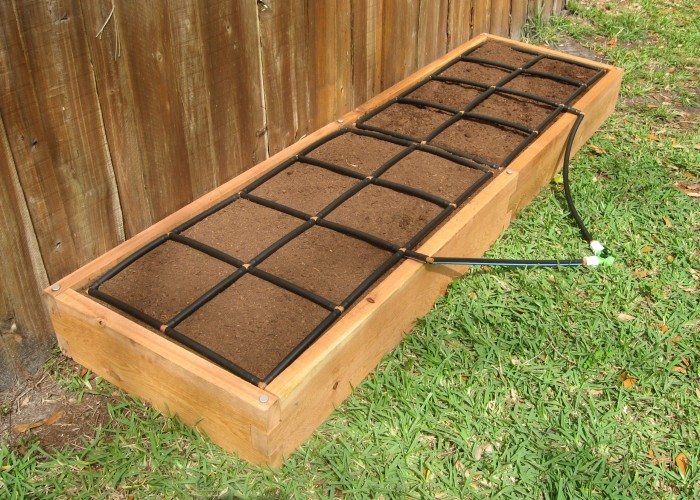 Building A Raised Garden