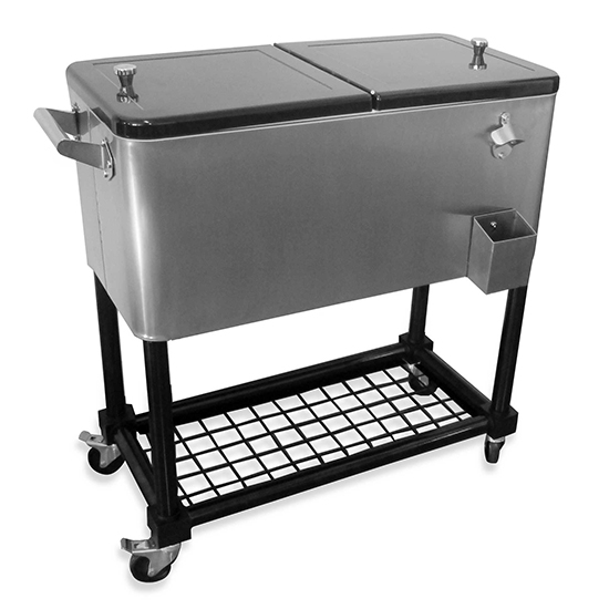 Deal of the Day: 30% Off Stainless Steel Cooler