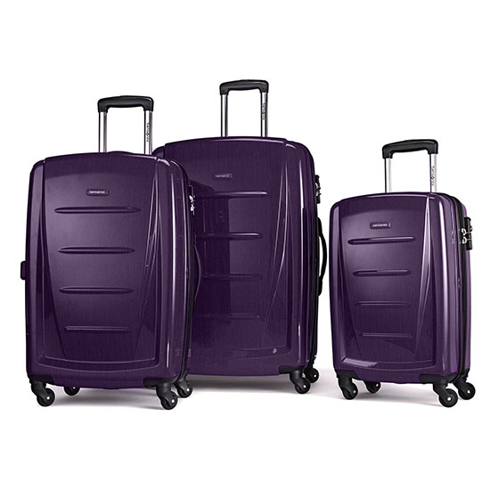 Deal of the Day: Suitcase Set