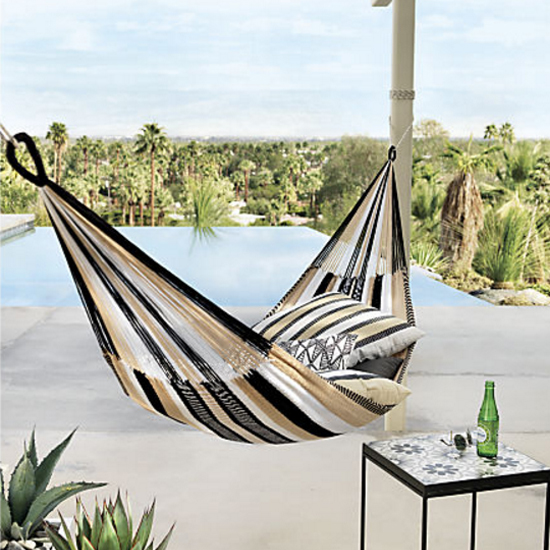 Deal of the Day: 26% Off CB2 Bohemian Hammock