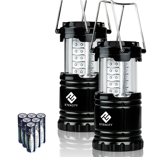 Deal of the Day: 30% Off Camping Lantern