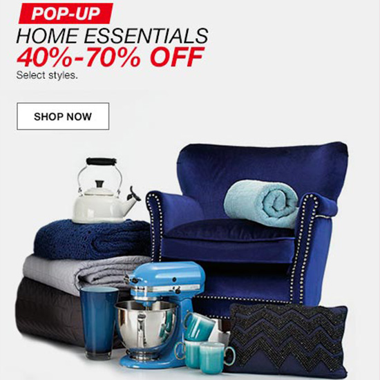 Deal of the Day: Macy's Ultimate Pop-Up Sale