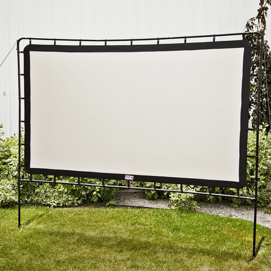 Amazon Deal of the Day: 35% Off Outdoor Movie Screen