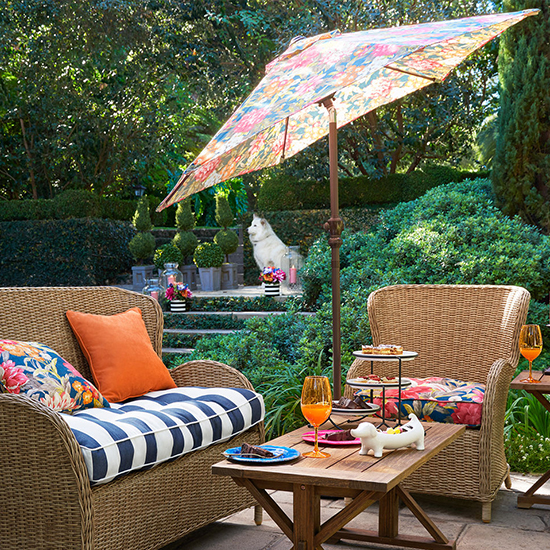 Make Your Own Shade This Summer With A Stylish Patio Umbrella! Now For A  Limited Time Umbrellas Are 15% Off At Pier 1. Utilize One Of These On Trend  ...